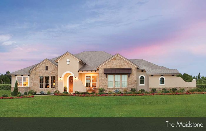 New Homes Forest Grove Round Rock