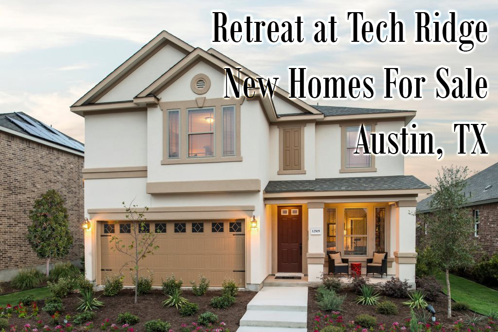 Kbhome houses at retreat tech ridge sherlock homes austin for Modern houses for sale austin