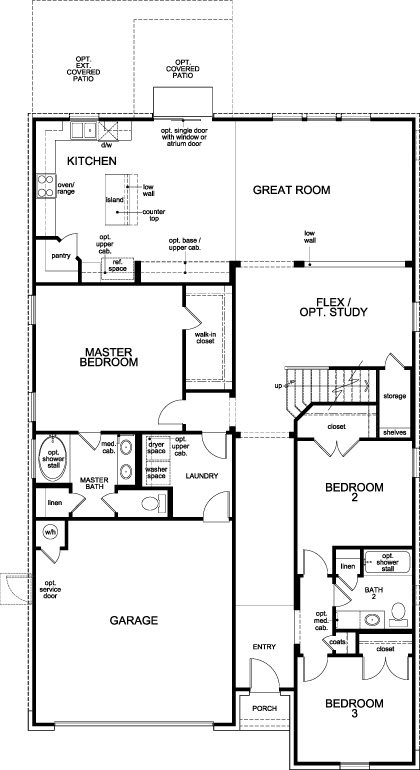 Old Kb Homes Floor Plans