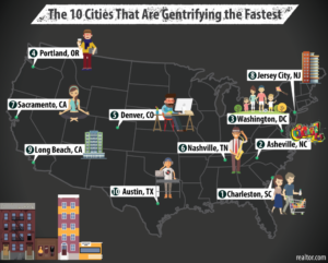 Austin Is Now One Of The Top Fastest Gentrifying City In The Whole United States!