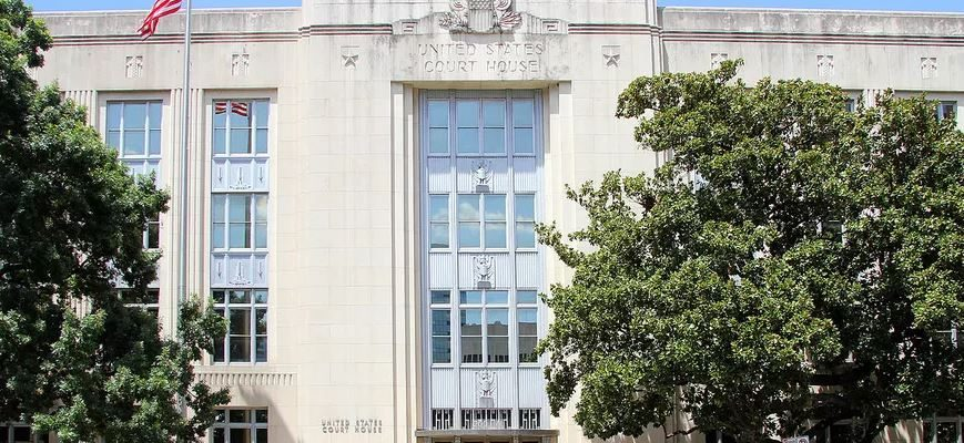 Old Federal Courthouse | Now Acquired By Travis County